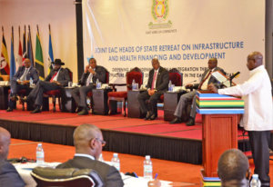17th Ordinary Summit of EAC Heads of States